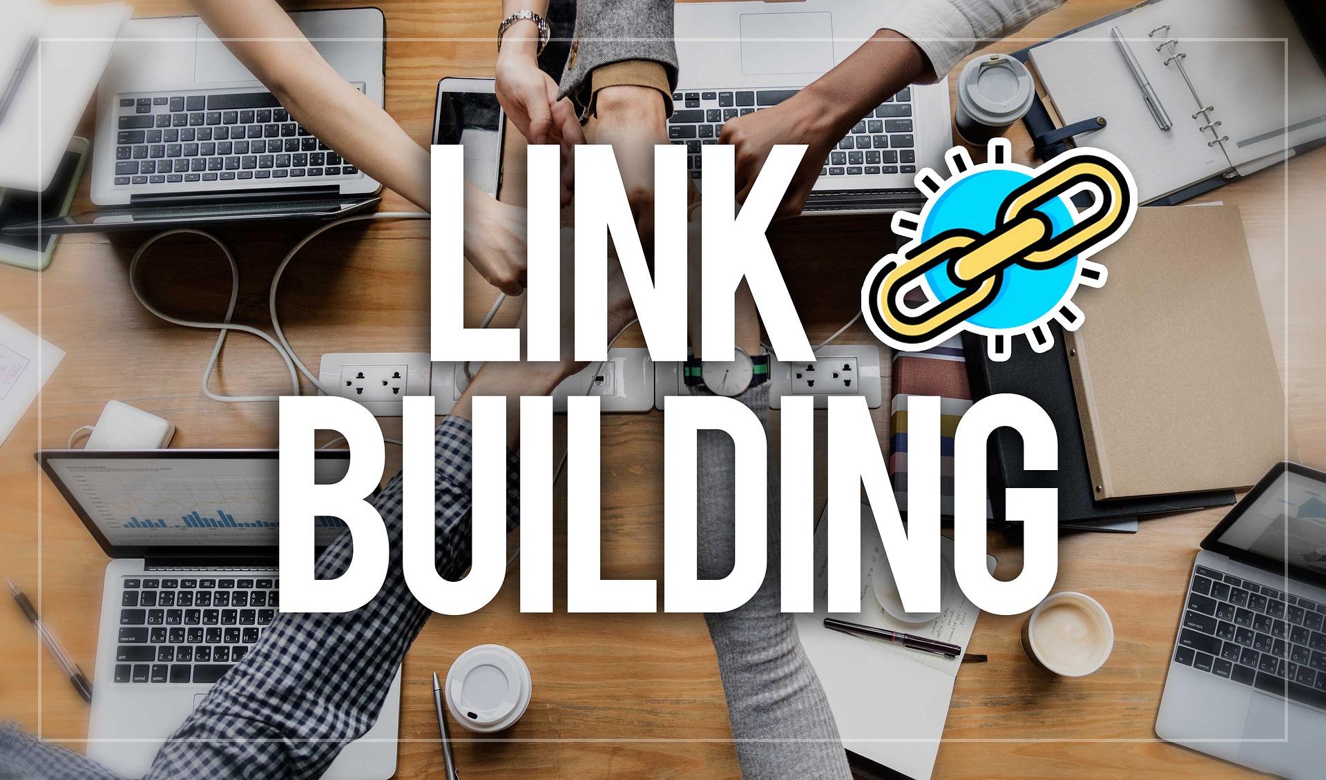 Verschillende linkbuilding diensten